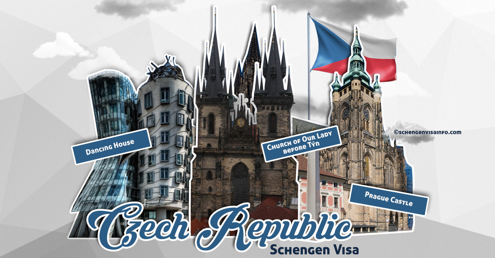 16 Czech Embassies Have Resumed Visa Operations - Others to Reopen on August 1 - SchengenVisaInfo.com