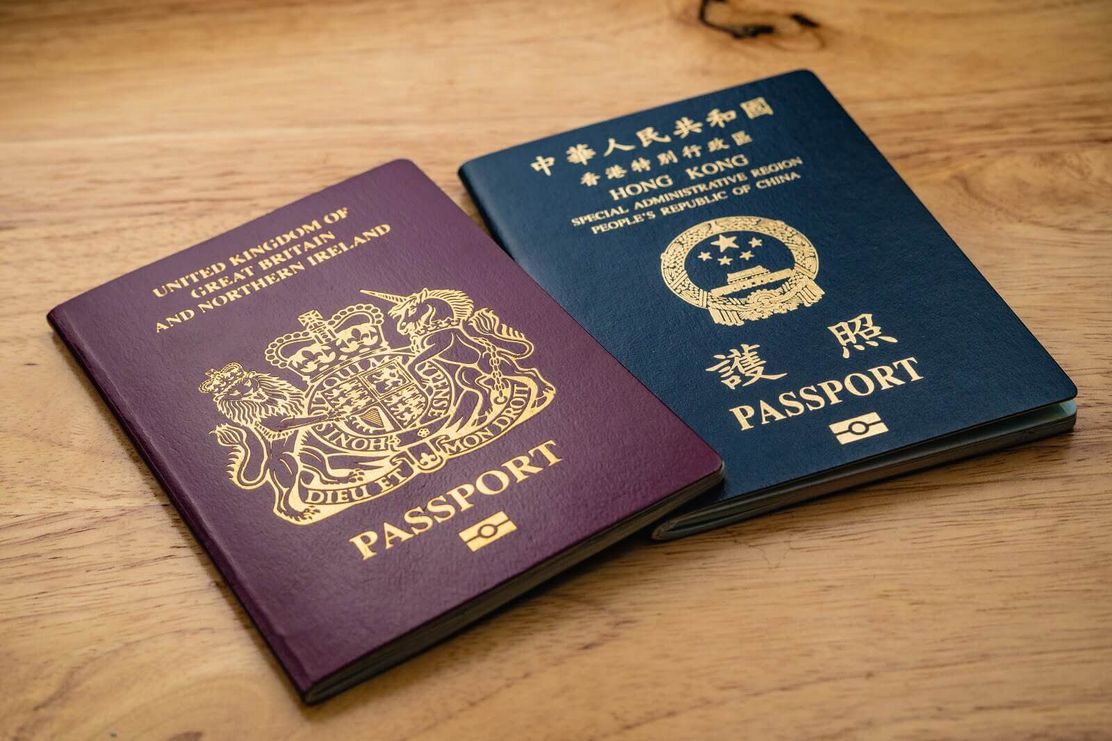 Deutschland-erkennt-den-britischen-Sonderpass-f-r-Hongkonger-nicht-an