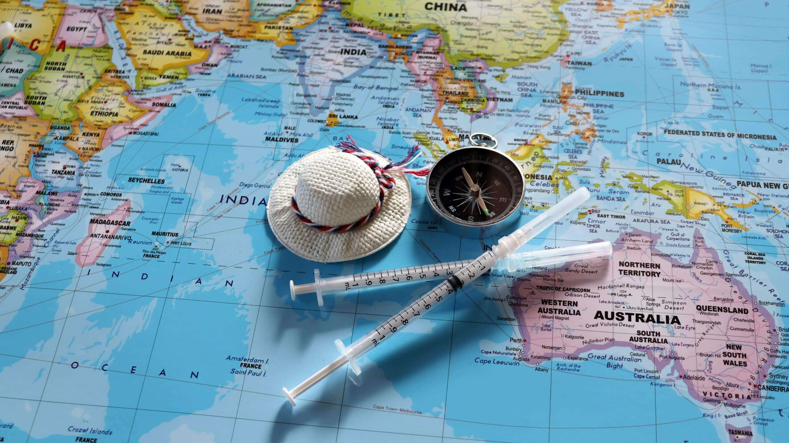 This Tool Tells You If Your COVID-19 Vaccine Is Accepted by Your Travel Destination Country