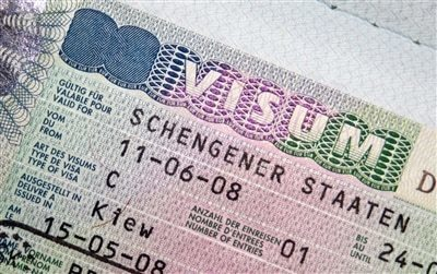 Types of Schengen Visa