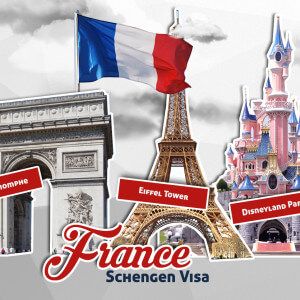 Applying for a France Visa in the UK – French Schengen Visa Requirements for the UK Residents