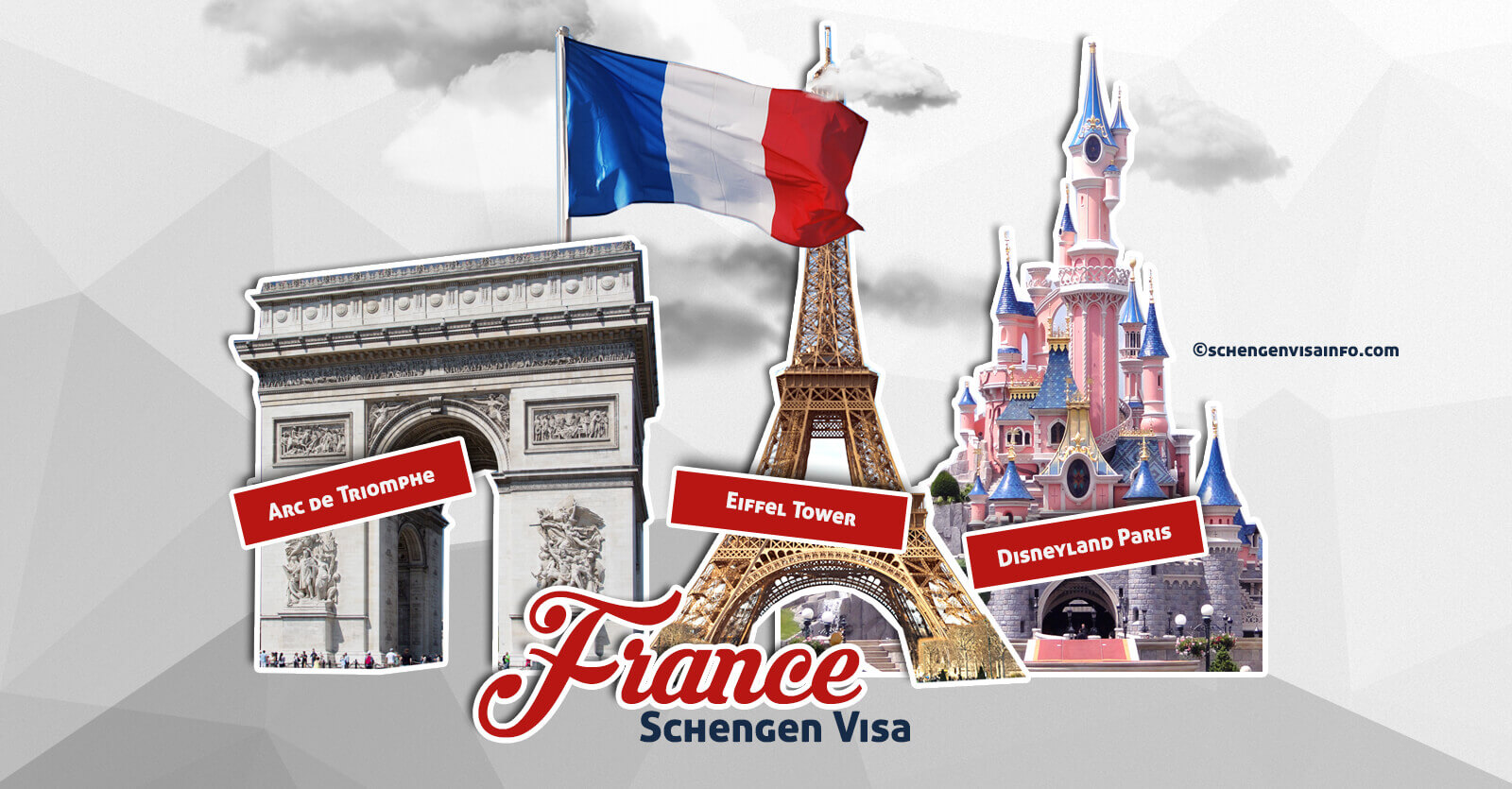 Applying For A France Visa In The Uk