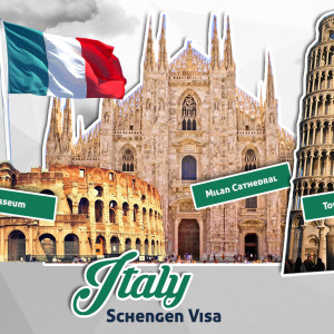 Applying for an Italian Visa in the UK