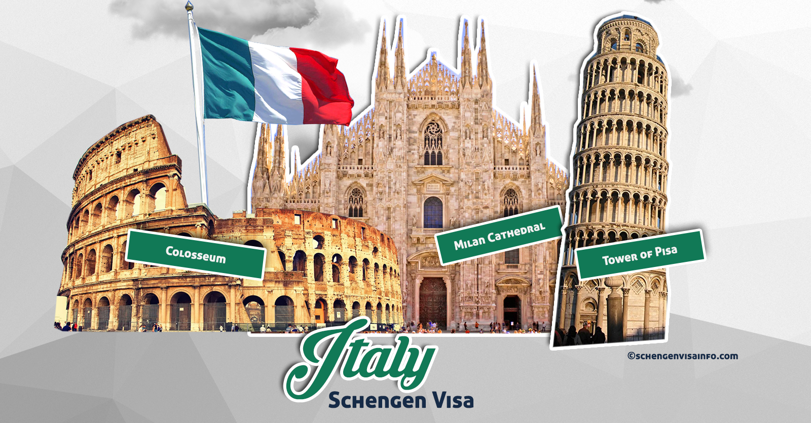 Italy Visa Requirements, Fees and Guidelines for U S