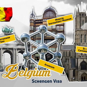 Applying for a Belgium Visa in the UK