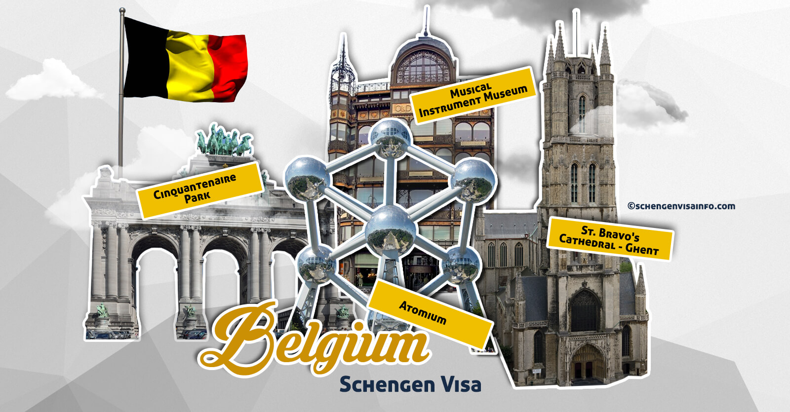 Belgium Visa Types Requirements Application Guidelines