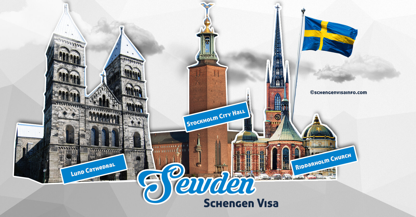how to get sweden visa from canada
