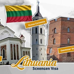 Lithuania Schengen Visa Application Requirements
