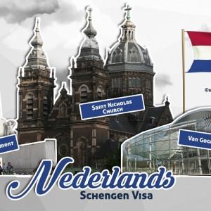 The Netherlands Schengen Visa Application Requirements