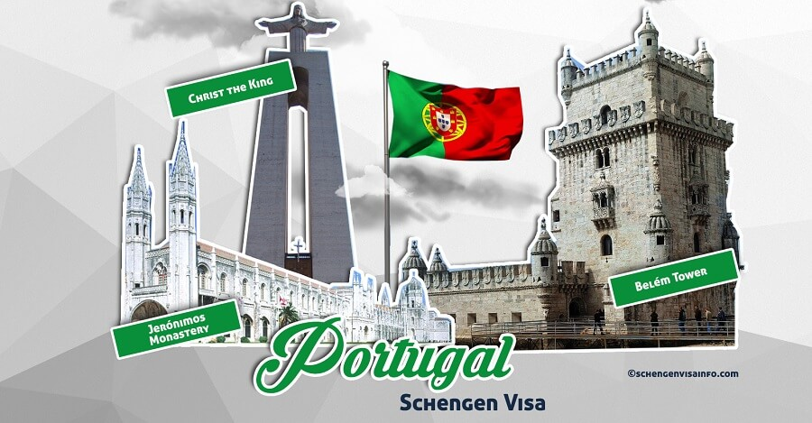 Portugal schengen visa requirements application guidelines spiritdancerdesigns Gallery