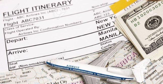 How to Book a Flight Itinerary for Schengen Visa Application