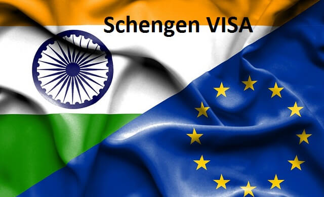 Applying for a Schengen Visa from Indiai