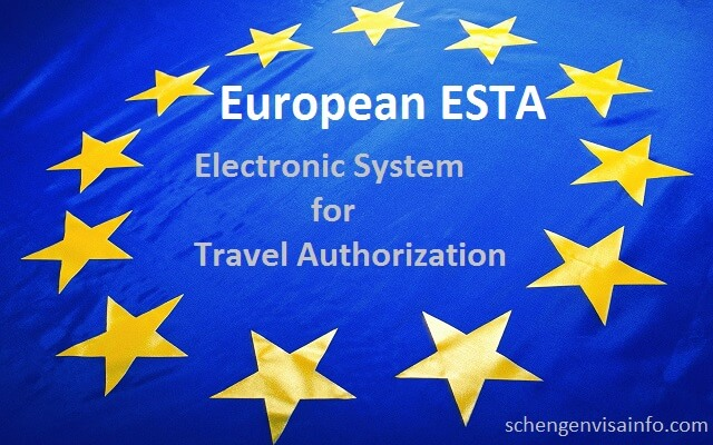 EU: ETIAS about to improve visa-free travelling pre-entry control