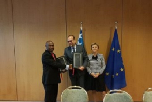 Solomon Islands Nationals can now travel visa free to all EU member states