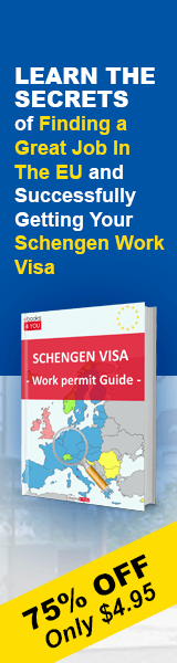 Working in the Schengen Area and EU