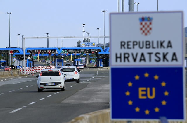 Croatia hopeful it will join the Schengen Area by 2020