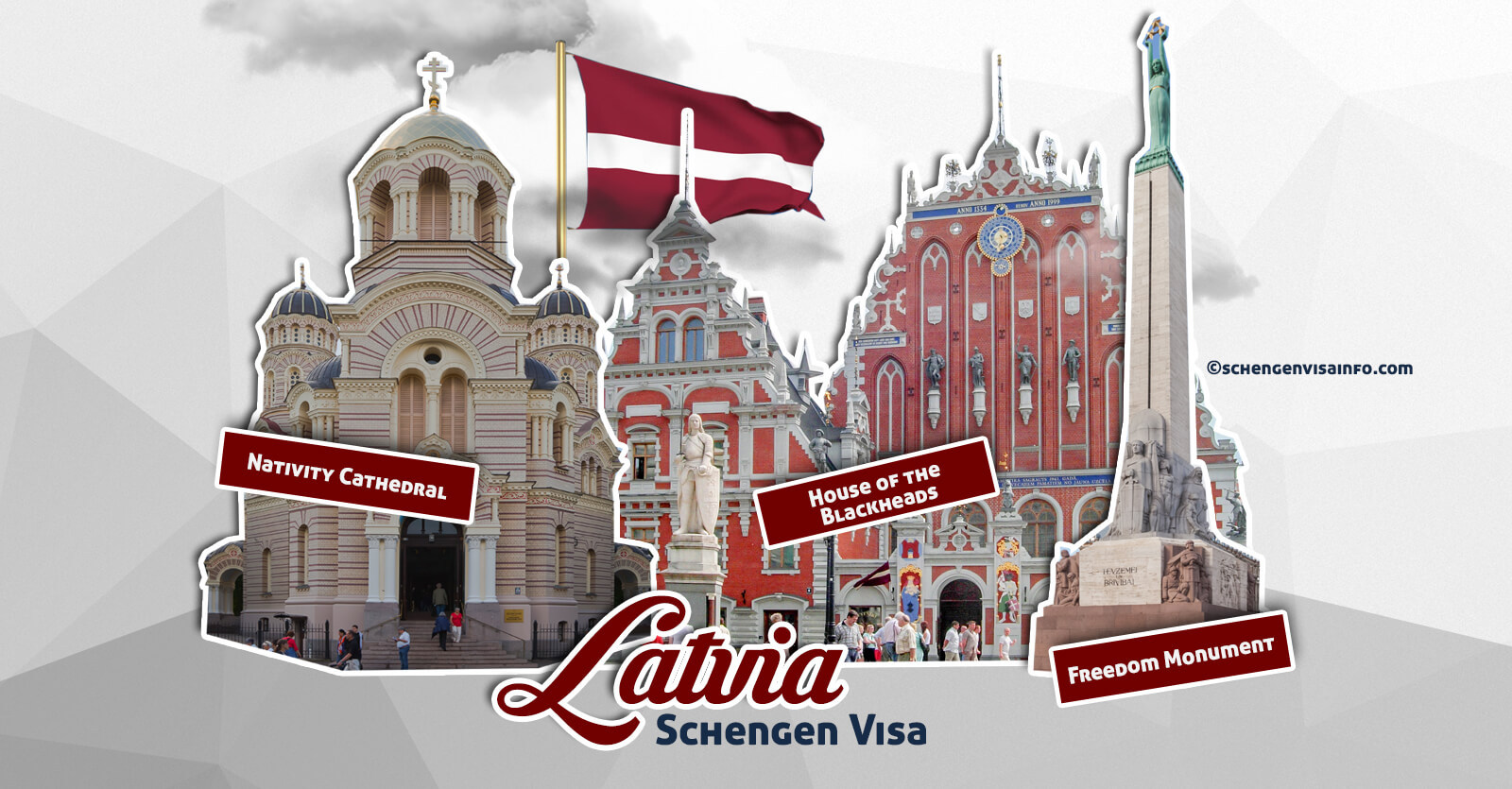 Latvia Schengen Visa Types, Requirements, Application ...