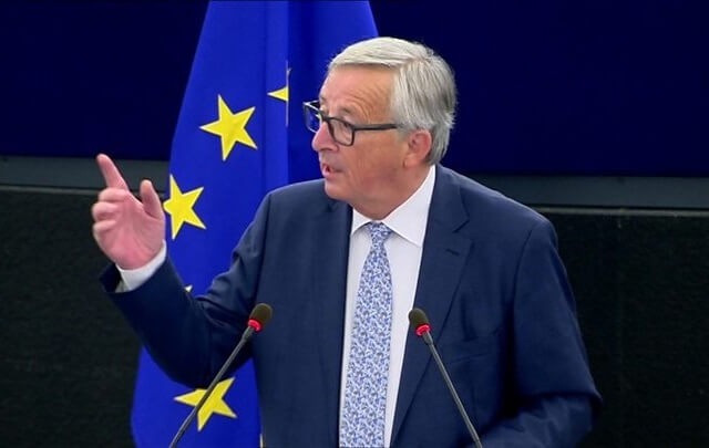 Juncker Calls for Swift Inclusion of Bulgaria, Romania in Schengen Zone