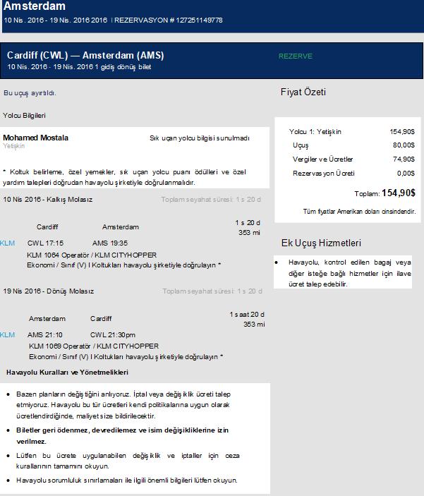 75e6b9d36e7 Vize Başvurusu için Nasıl Gidiş Dönüş Rezervasyon veya Uçuş Seyahat ...