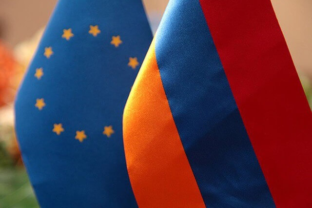 Armenian delegation in Brussels discuss visa liberalization with EU leaders