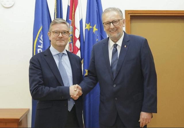 Croatia Will Meet Technical Criteria for Schengen Area This Year