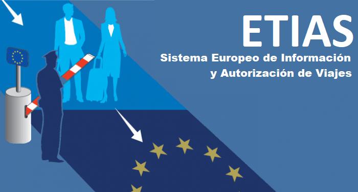 ETIAS – Sistema Europeo de Información y Autorización de Viajes