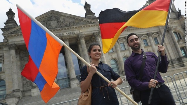 Germany issues the highest number of visas to Armenian citizens, according to statistics