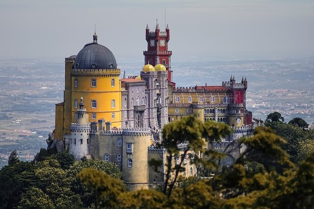 FOAM Castle - Portugal