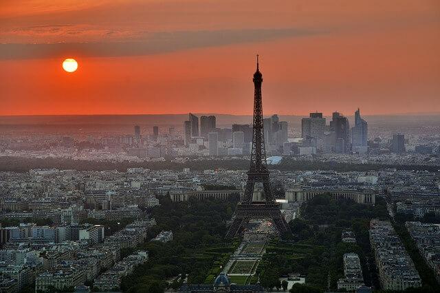 Tour de l'Eifel, Paris
