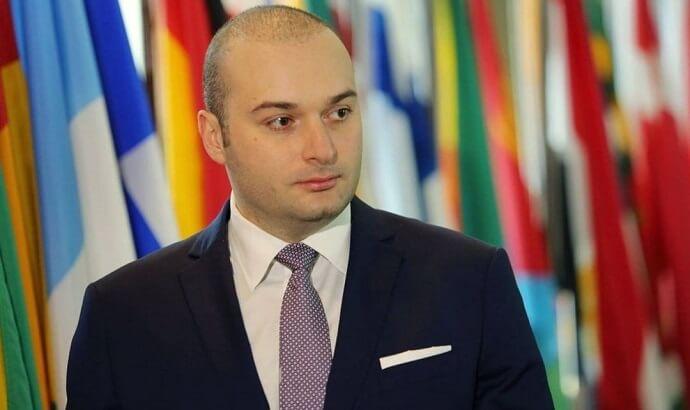 Georgian PM Mamuka Bakhtadze