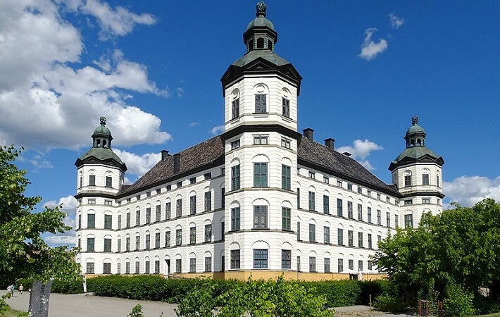 Skokloster Castle in Sweden