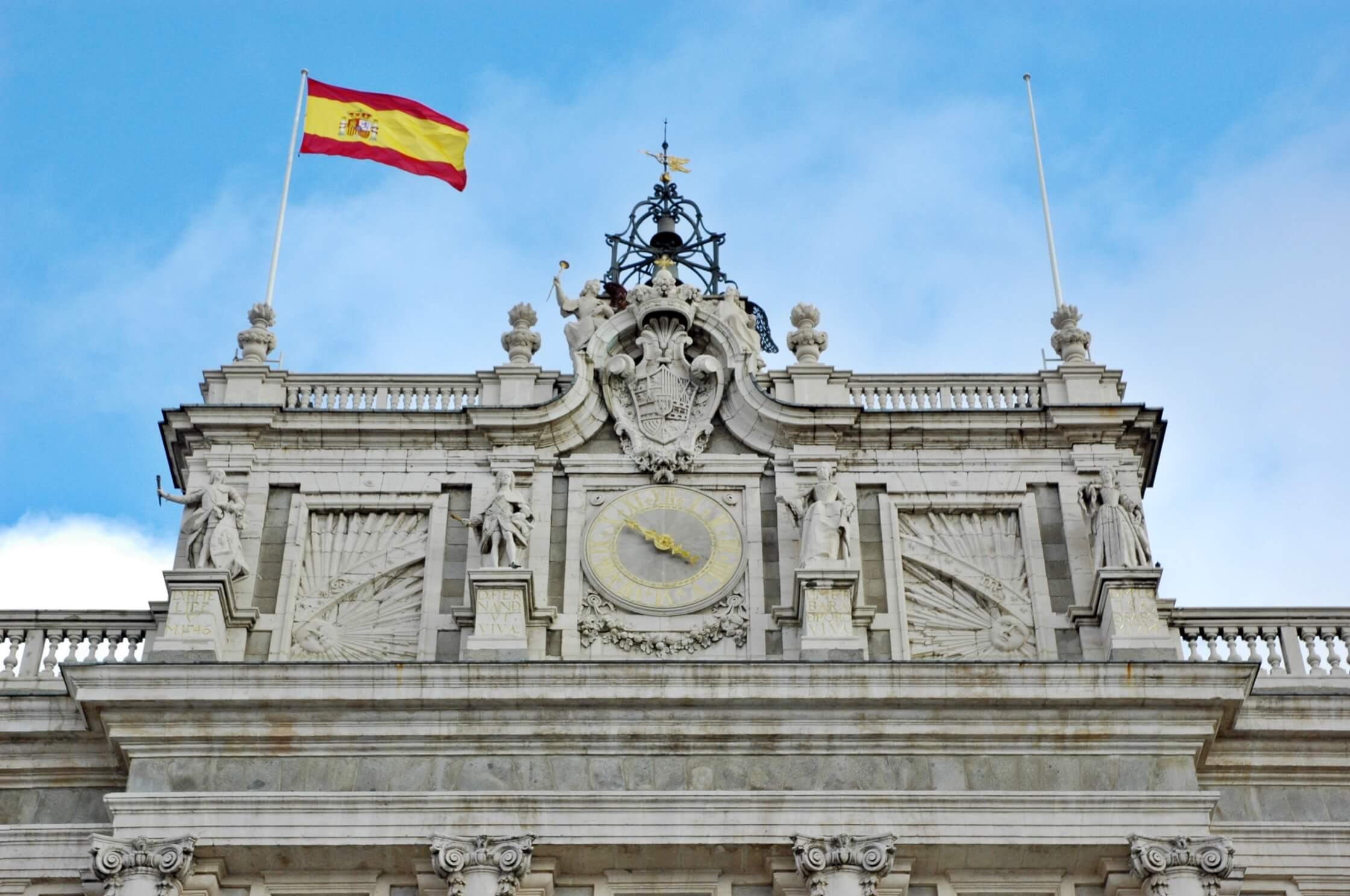 Spain Orders 2-Week Quarantine for Incoming Travelers From Friday