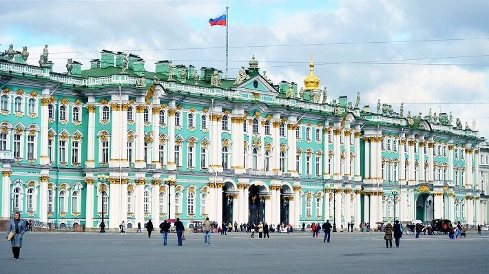 The Hermitage, Russia